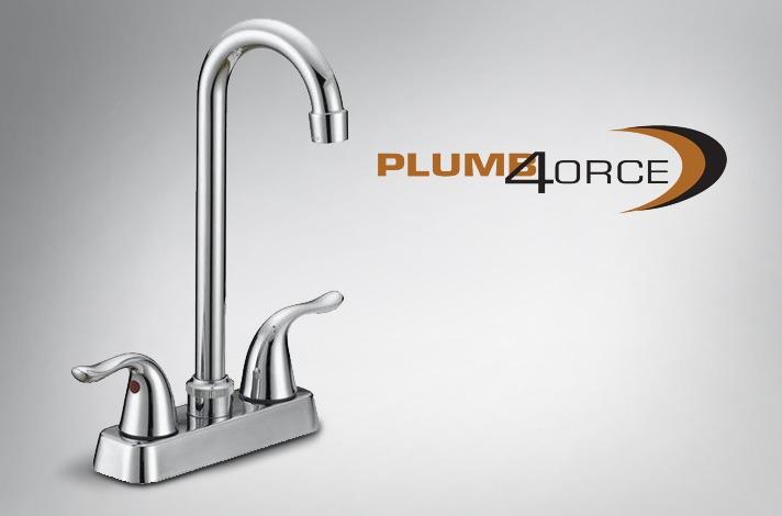 Plumb4orce New Faucet Lineup